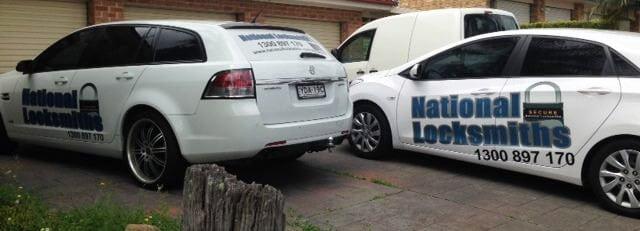 National Locksmiths Cars