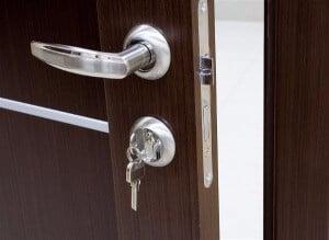 Commercial grade internal door