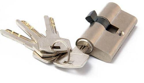 Business locks and keys