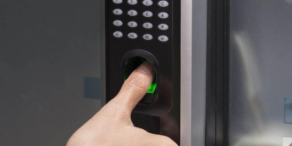 Access Control External door